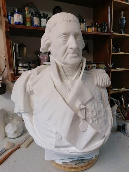 Restauratie buste