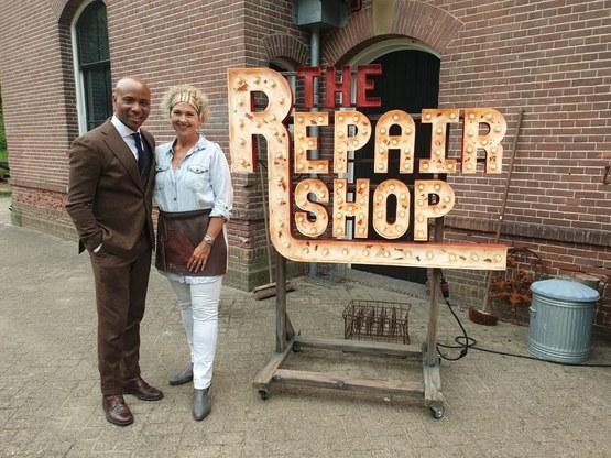 Nederlandse Restaurateur van The Repair Shop